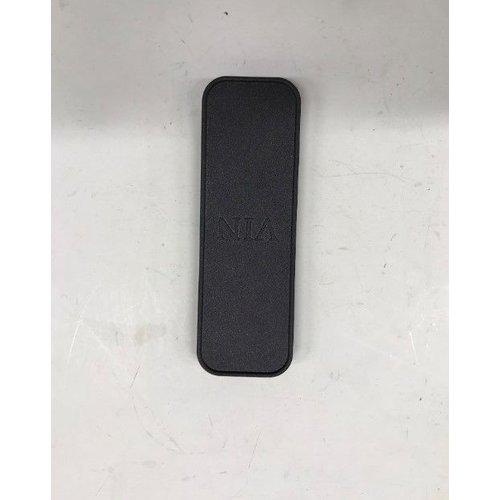 Vin-cover Mat black RSO Sense/Riva/Vx50/Vespa-look
