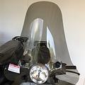 Windschield Smoke RSO Sense/VX50/Riva/vespelini/vespa-look