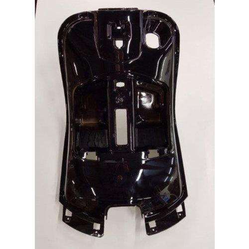 Leg schield black RSO Sense/Riva/VX50/Vespa-look