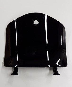 Klep in beenschild Zwart RSO Sense/Riva/VX50/vespa look