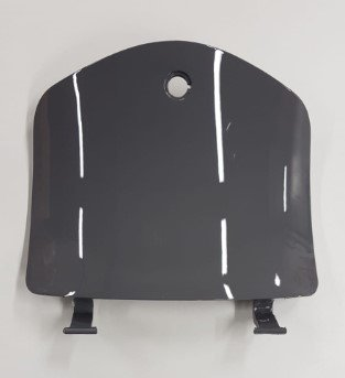 Klep in beenschild Nardo Grey RSO Sense/Riva/VX50/vespa look