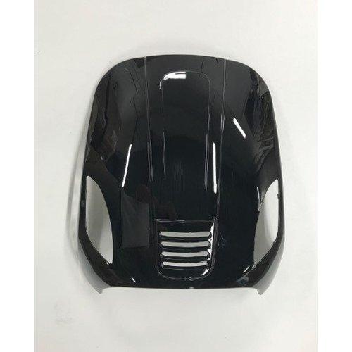 Upper front cover black RSO Sense/Riva/VX50/Vespa-look
