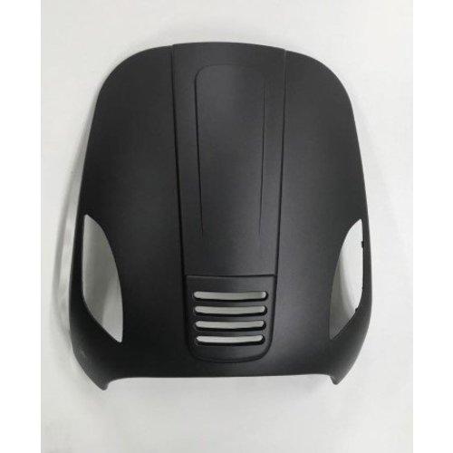 Upper front cover mat black RSO Sense/Riva/VX50/Vespa-look