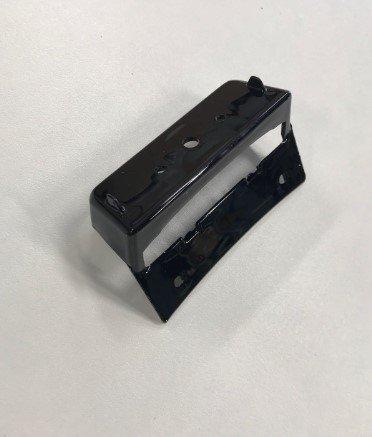 Houder kentekenplaat verlichting Zwart RSO Sense/Riva/Vx50/ Vespa-look