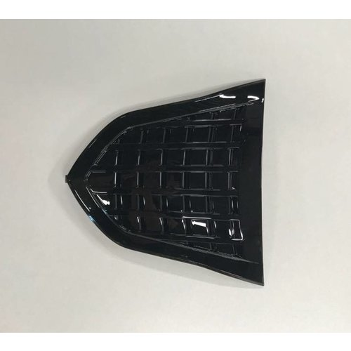 Voorschermkapje Boven Zwart RSO Arrow/SP50/Zip-look