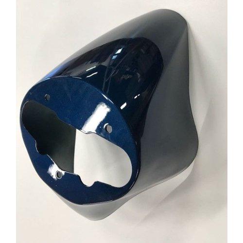 Voorspatbord Blauw RSO Arrow/SP50/Zip-look