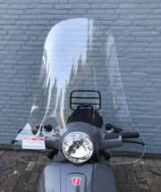 Windschield Transparent RSO Sense/VX50/Riva/vespelini/vespa-look
