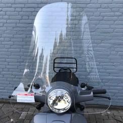 Windscherm Transparant RSO Sense/Riva/VX50/Vespelini/Vespa look