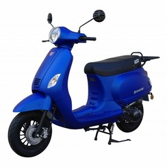 Full Crust mat blue RSO Sense/VX50/Riva/Vespelini/Vespa-look