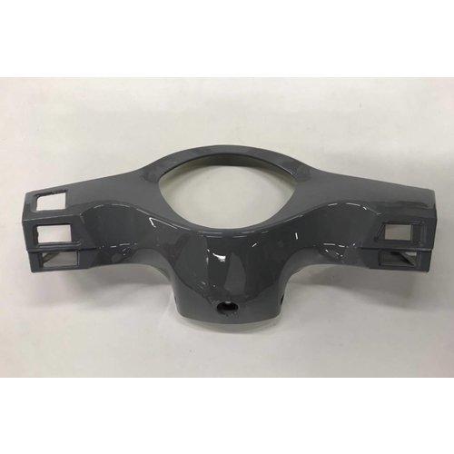 Hood Rear Nardo Grey For Riva/VX50/Vespa-look sport model