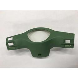 Hood Rear Army Green For Riva/VX50/Vespa-look sport model