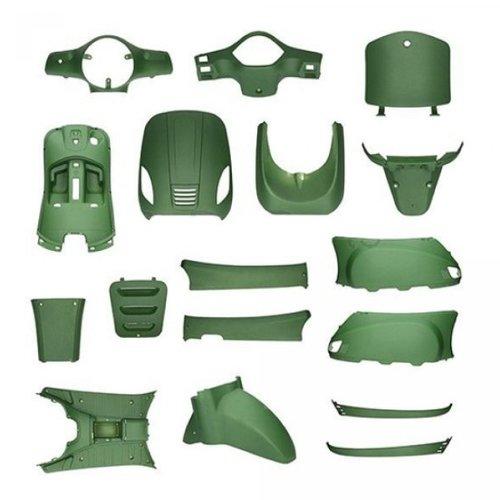 Full Crust Army Green RSO Sense/VX50/Riva/Vespelini/Vespa-look