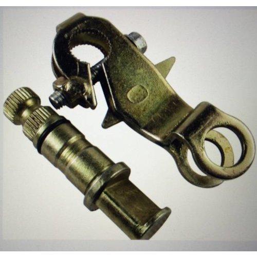 Brake lever axle + lever china retro/ tori/vx50/sense/vespa-look rear