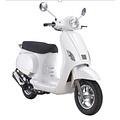 Seat brown RSO Sense/VX50/Riva/RivaLux/Vespelini/Vespa-look