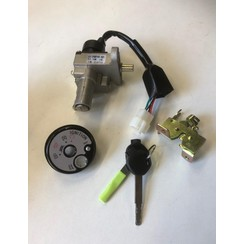 Ignition lock set RSO Discover/Riva2/Swan/Grace