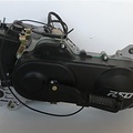 Motorblok GY6 50cc Euro4/ EFI scooter korte achteras