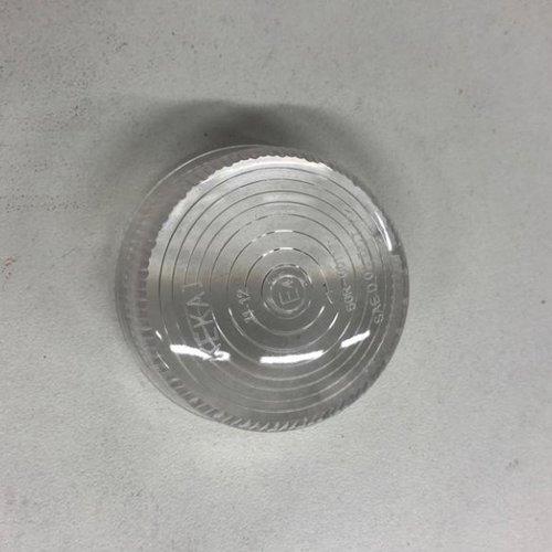 Knipperlicht glas achter transparant Grande Retro