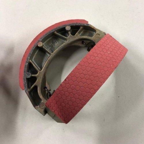 Brake shoe GY6/China4t/Riva/Vx50/Sense/Vespa-look