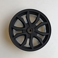 Front Rim mat black RSO Arrow/SP50/City/Streetline