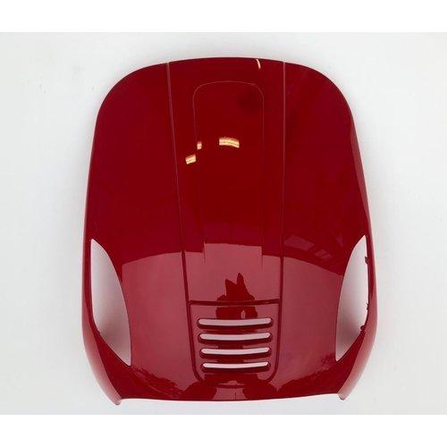 Kappenset Ferrari rood  RSO Sense/VX50/Vespelini/Vespa-look