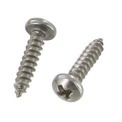Self tapping screw 4,8x16 mm RVS A2 50 pcs