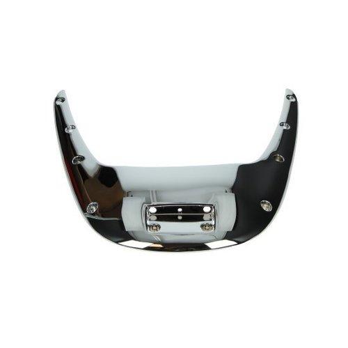 Decorative part rear fender retro/ tori chrome bottom