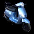 Full Crust Light blue RSO Sense/VX50/Riva/Vespelini/Vespa-look