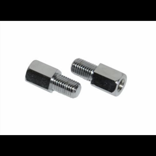 Adapter set spiegel m8-->m10 DMP 2pcs
