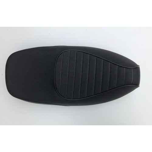 Buddyseat/ zadel zwart sportief RSO Sense/vx50/Riva/vespelini/Vespa-look