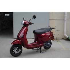 Kappenset Candy Red  RSO Sense/Vx50/Riva/Vespa-look