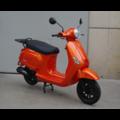 Kappenset Candy Red  RSO Sense/Vx50/Riva/Vespa-look - Copy