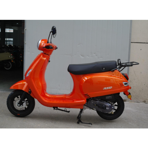 Kappenset Orange  RSO Sense/Vx50/Riva/Vespa-look