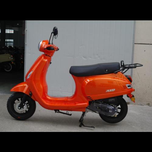 Kappenset Orange  RSO Sense/Vx50 (S)/Riva (S)/Vespa-look (s)