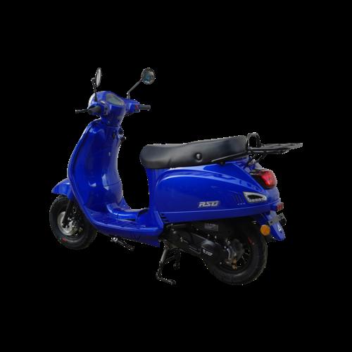 Kappenset Candy Blue RSO Sense/Vx50 (S)/Riva (S)/Vespa-look (s)