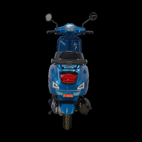 Kappenset  Blauw/Groen Metallic  RSO Sense/Vx50 (S)/Riva (S)/Vespa-look (s)