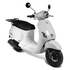 Kappenset  Pearl White RSO Sense/Vx50 (S)/Riva (S)/Vespa-look (s)