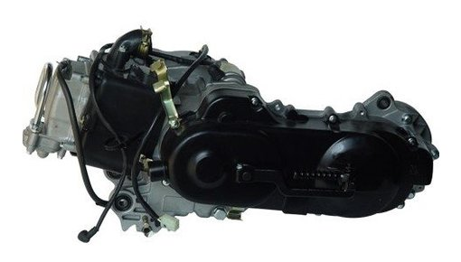 Engine GY6 Complete Euro 2/3