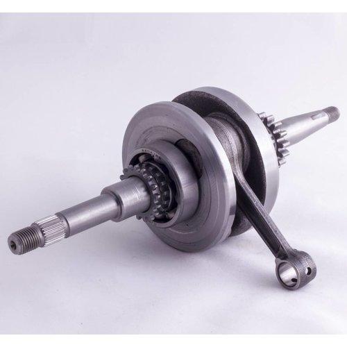 Crankshaft GY6/China 4-stroke  50cc 22T