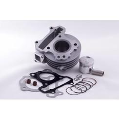 Cilinderkit 50cc Gy6/ kymco agility 4t/china 4takt