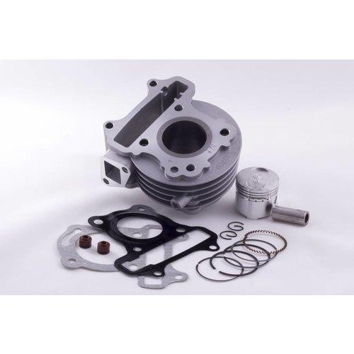 Cilinderkit 50cc Gy6/kymco agility 4t/china 4takt