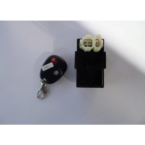 Remote CDI GY6 50cc 45/unlimited  10 Inch,