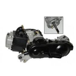 Engine GY6 50cc 10 inch (40 cm) Long rear axle