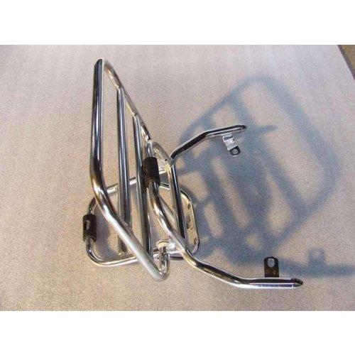 Rear carrier foldable chrome RSO Sense/Riva/VX50/vespelini