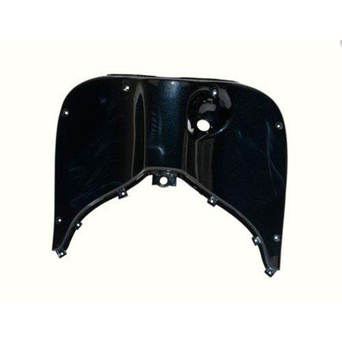 Leg shield upper  Grande retro/ torino black