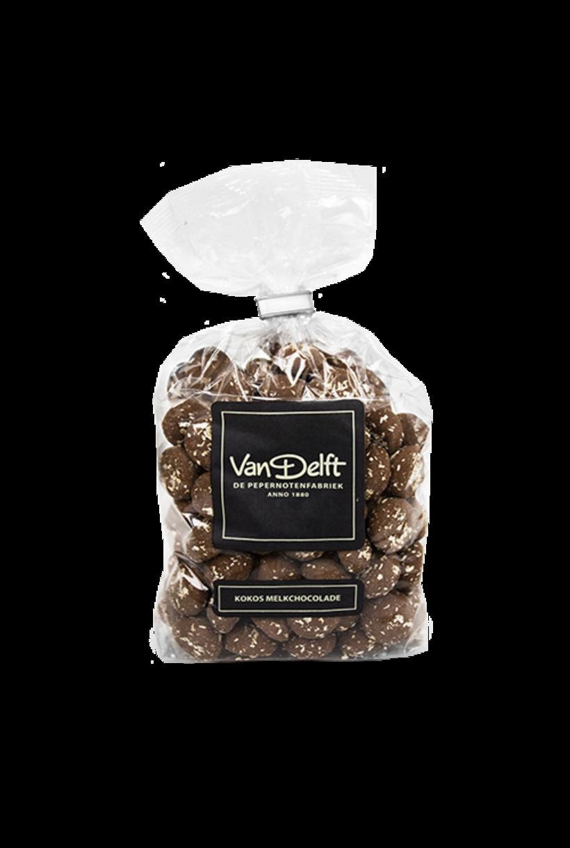 Kokosnuss Milchschokolade Pepernoten
