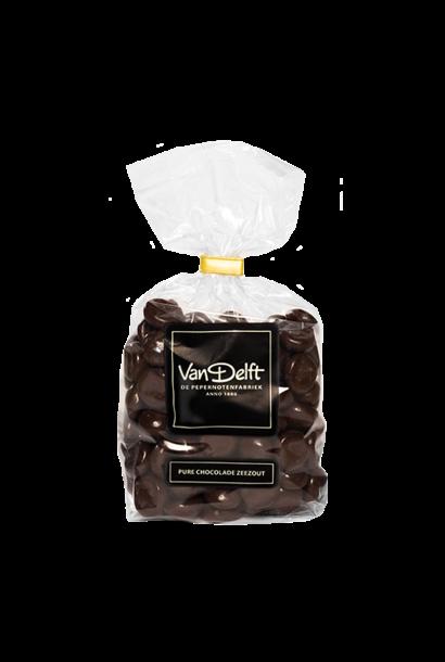 Sea Salt Dark Chocolate Peppernuts