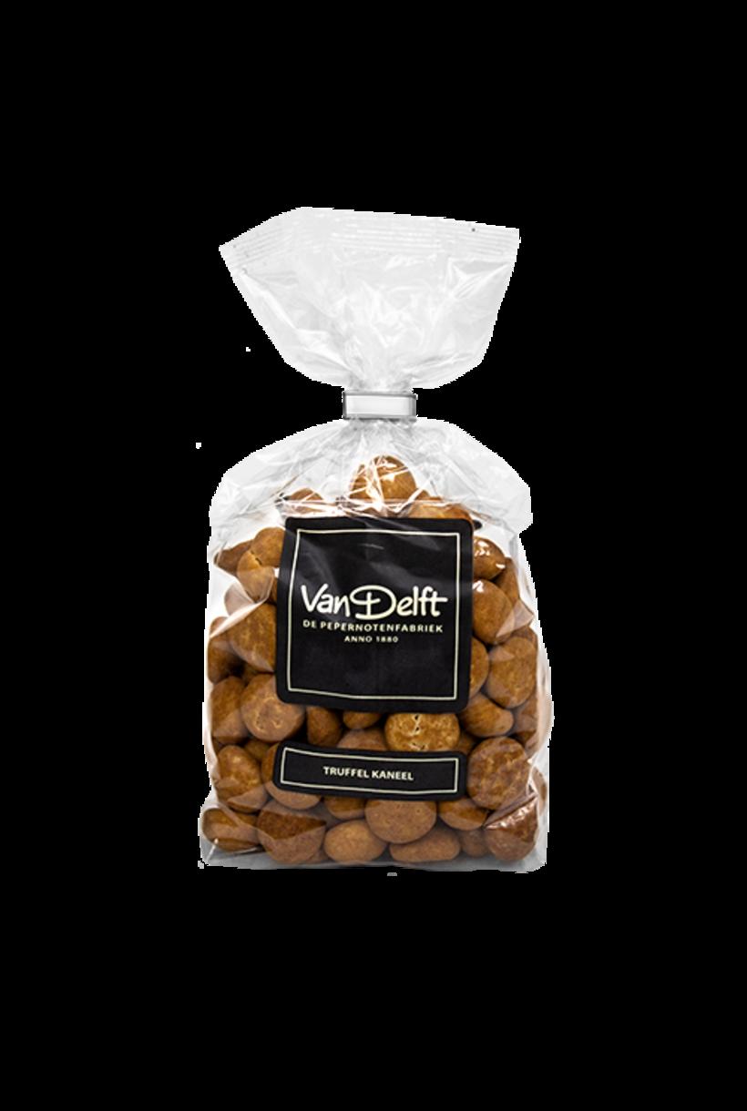 Truffle Cinnamon Peppernuts