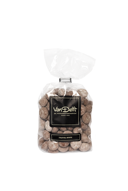 Truffle White Peppernuts