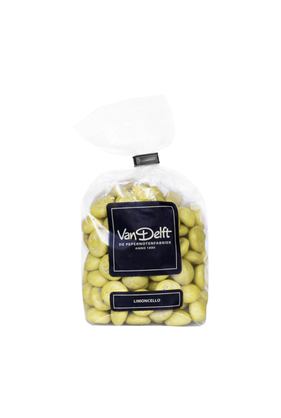 Limoncello Peppernuts