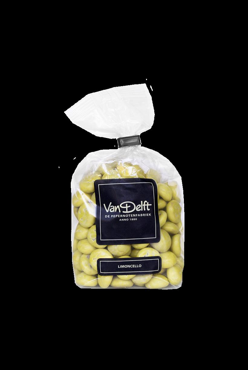 Limoncello Peppernuts